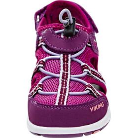 Viking Footwear Thrill Lapset sandaalit , vaaleanpunainen/violetti